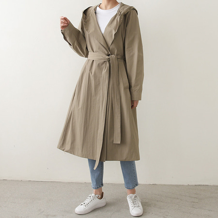 Lulu Hooded Long Jumper