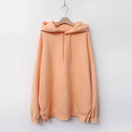 Color Hooded Sweatshirt