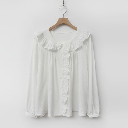 Sailor Frill Blouse